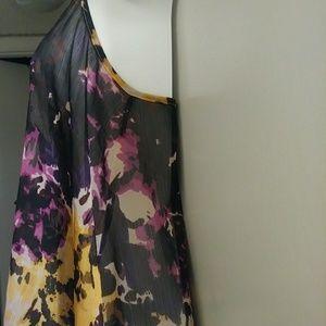 Express Tops - Express woman blouse spaghetti straps